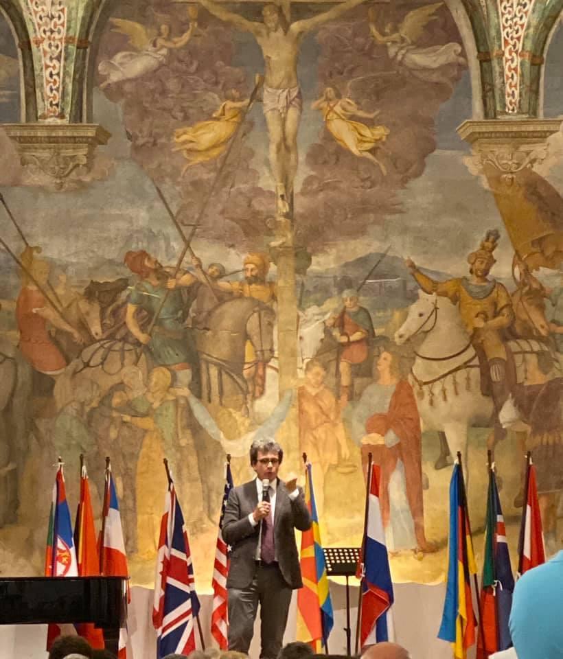 2020 - Inaugurazione di Italia Viva Milano