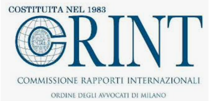The Commission for International Relationships of the Milan Bar (CRINT) promotes the study of the problems of comparative law as well as the training of European and international lawyers, to keep in contact with international organizations and associations.